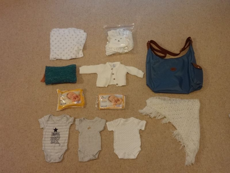Hospital Bag Essentials: Part Two: Bags for Bump and Daddy