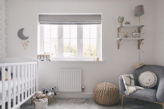 Creating a Scandi gender neutral nursery
