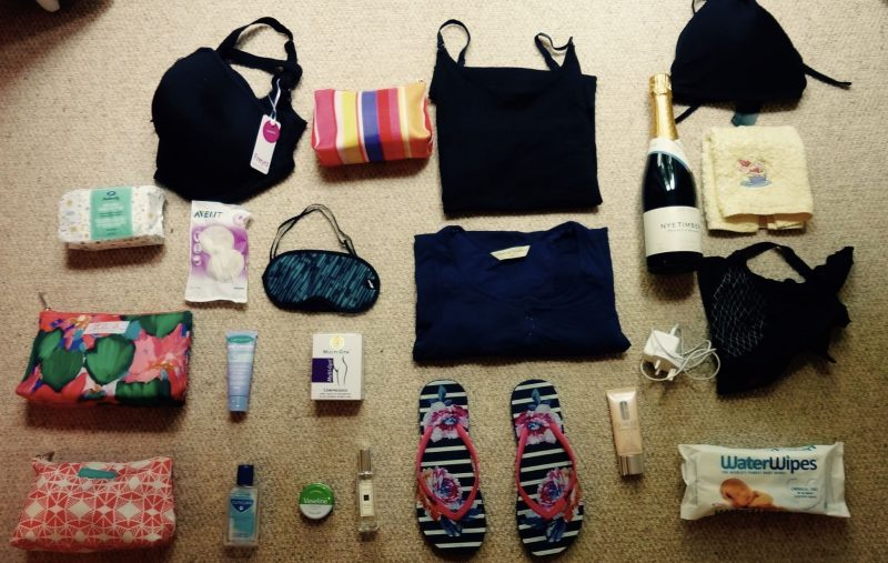 Hospital Bag Essentials: Part One: Mummy's Bag
