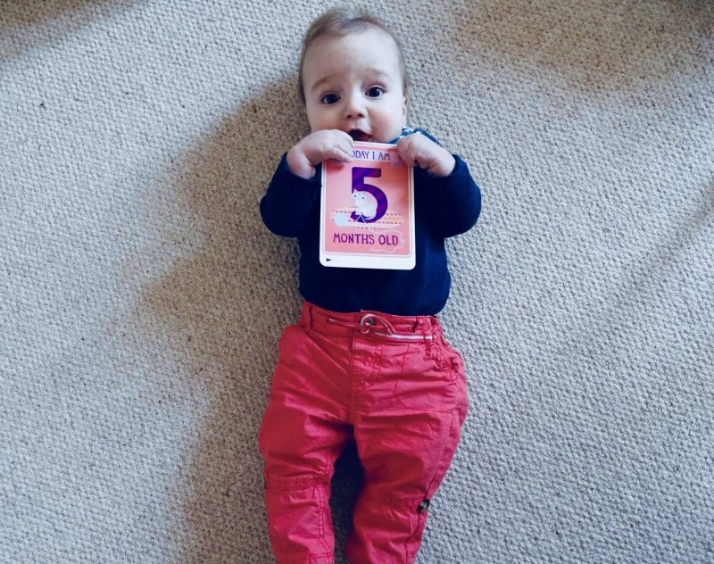 Life With Bump | The Five Month Update