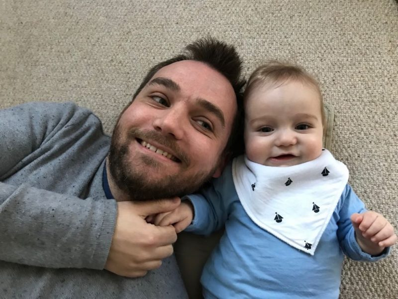 Shared Parental Leave | Daddy's View | The End